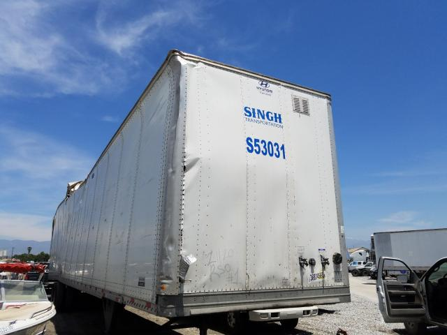 Salvage cars for sale from Copart Colton, CA: 2019 Hyundai Trailers Trailer
