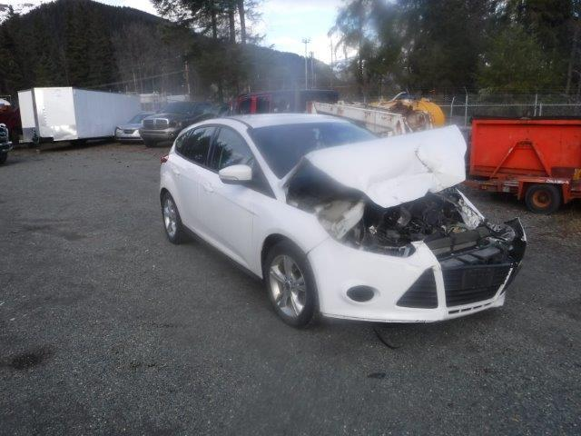 Ford salvage cars for sale: 2013 Ford Focus SE