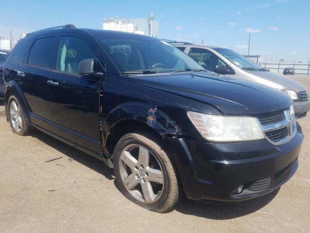 Dodge Journey R salvage cars for sale: 2009 Dodge Journey R