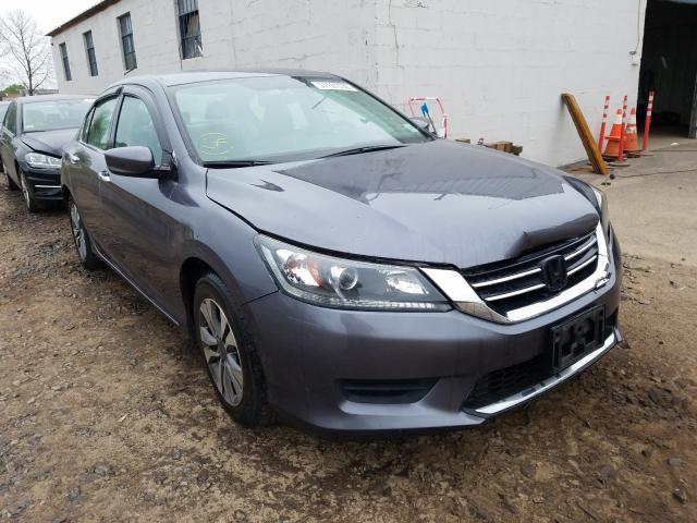 2015 Honda Accord LX en venta en Hillsborough, NJ