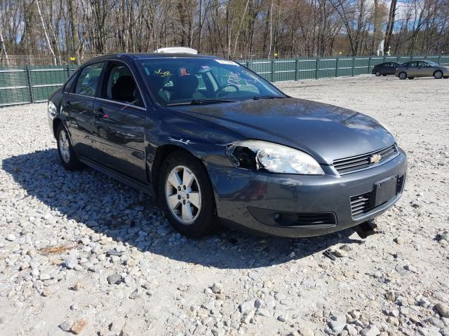 Salvage cars for sale from Copart Candia, NH: 2011 Chevrolet Impala LT
