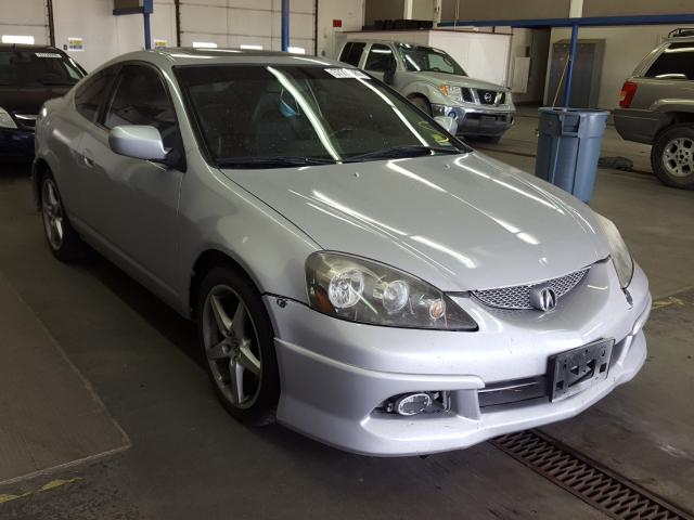 Salvage cars for sale from Copart Pasco, WA: 2005 Acura RSX TYPE-S