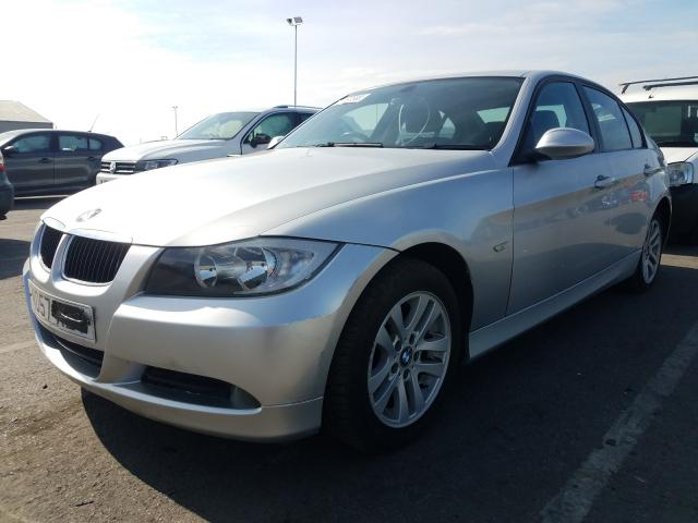 BMW 320D SE - 2007 rok