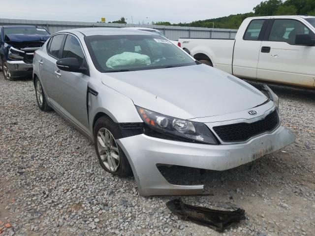 KIA salvage cars for sale: 2011 KIA Optima LX