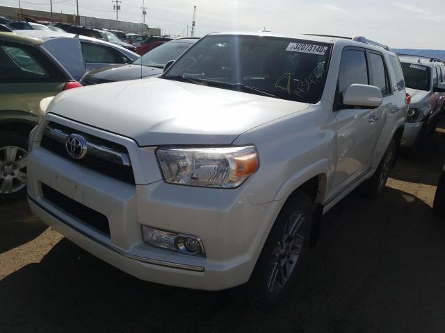 2013 Toyota 4RUNNER   Vin: JTEBU5JR2D5143480