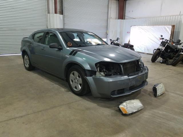 Dodge salvage cars for sale: 2010 Dodge Avenger SX