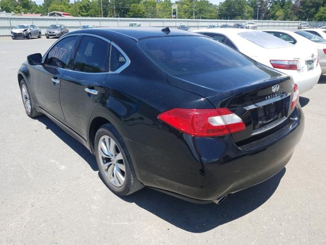 2012 INFINITI M37 X - Right Front View
