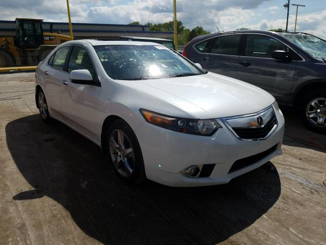 Acura TSX salvage cars for sale: 2012 Acura TSX