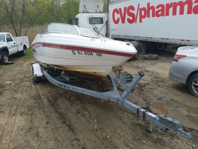 Chapparal Chaparral salvage cars for sale: 2002 Chapparal Chaparral