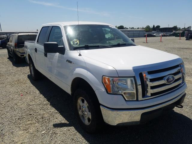 Salvage cars for sale from Copart Antelope, CA: 2009 Ford F150 Super