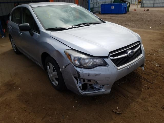 Salvage cars for sale from Copart Colorado Springs, CO: 2015 Subaru Impreza
