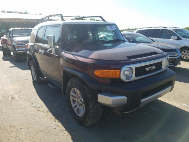 Toyota FJ Cruiser salvage cars for sale: 2007 Toyota FJ Cruiser