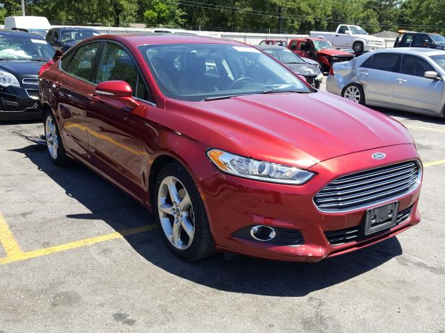 Ford Fusion SE salvage cars for sale: 2013 Ford Fusion SE