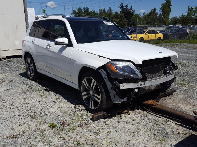 Mercedes-Benz salvage cars for sale: 2015 Mercedes-Benz GLK 350 4M