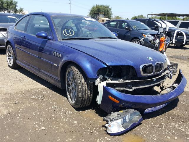 BMW M3 salvage cars for sale: 2005 BMW M3