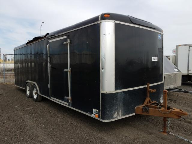 Trail King salvage cars for sale: 2015 Trail King Trailer