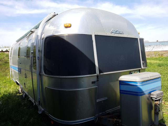 Airstream Travel Trailer salvage cars for sale: 1987 Airstream Travel Trailer