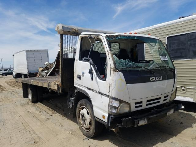 Isuzu salvage cars for sale: 2006 Isuzu NRR