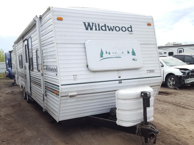 Wildcat salvage cars for sale: 2003 Wildcat Trailer