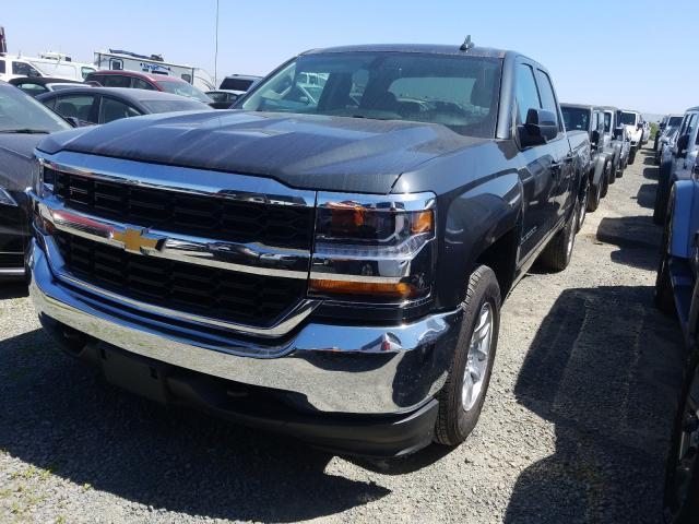 2019 Chevrolet SILVERADO | Vin: 2GCRCPEC4K1144684