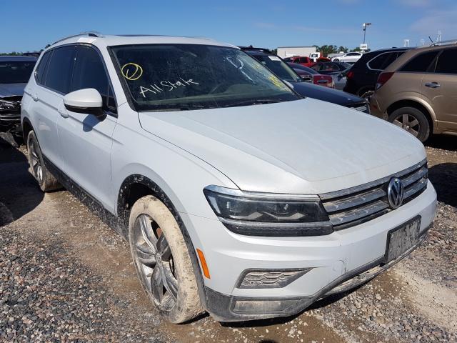 2018 Volkswagen Tiguan SEL en venta en Houston, TX