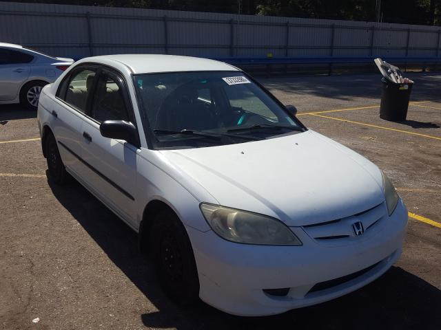 2005 Honda Civic DX V en venta en Eight Mile, AL