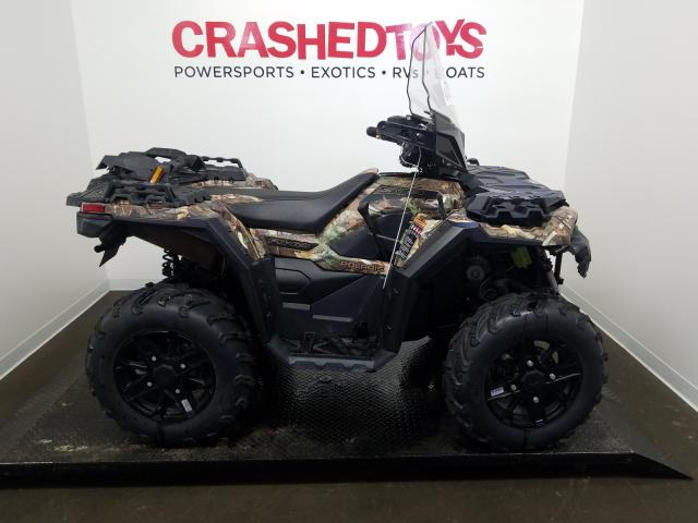 Polaris salvage cars for sale: 2019 Polaris Sportsman