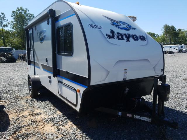 Jayco Trailer salvage cars for sale: 2017 Jayco Trailer