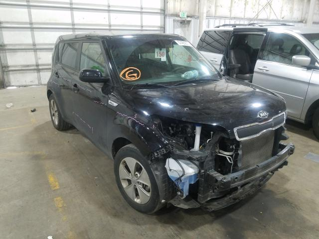 KIA salvage cars for sale: 2016 KIA Soul