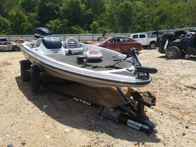 2008 Basstracker Nitro Z6 for sale in Austell, GA
