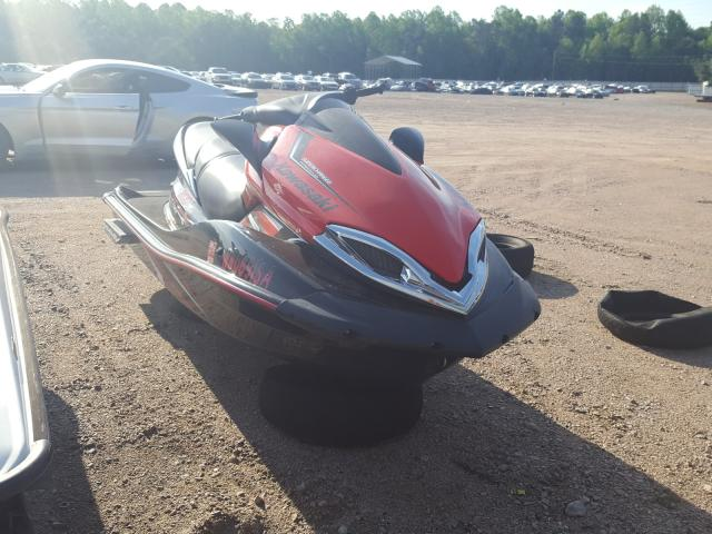 Salvage 2011 Kawasaki JETSKI ULT for sale