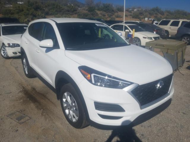 Salvage cars for sale from Copart Reno, NV: 2020 Hyundai Tucson