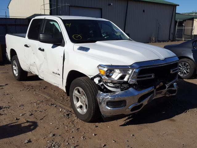 Salvage 2019 Dodge RAM 1500 TRADE for sale