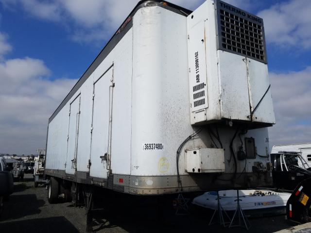 Grtd salvage cars for sale: 1991 Grtd Trailer