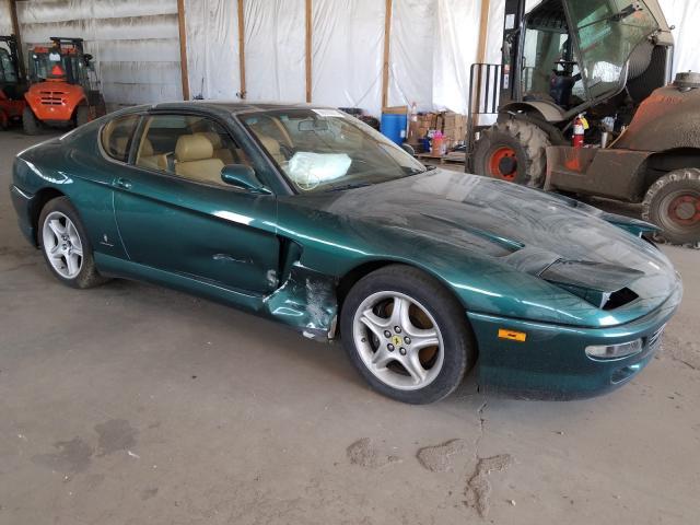 1995 Ferrari 456 Gt For Sale Co Denver Tue Jun 09 2020 Used Salvage Cars Copart Usa