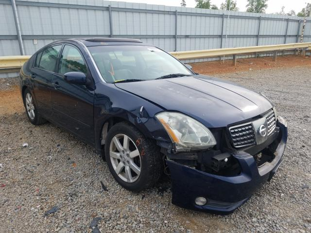 Salvage cars for sale from Copart Chatham, VA: 2004 Nissan Maxima SE