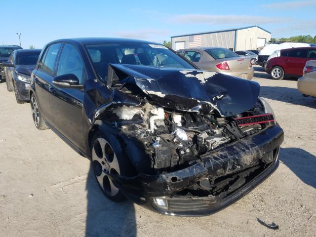 Volkswagen Vehiculos salvage en venta: 2012 Volkswagen GTI