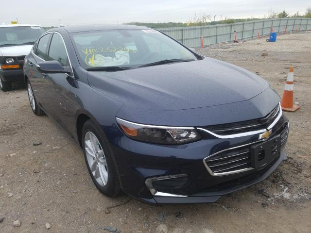 Vehiculos salvage en venta de Copart Kansas City, KS: 2016 Chevrolet Malibu LT