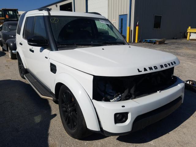 2016 Land Rover LR4 | Vin: SALAG2V65GA786898