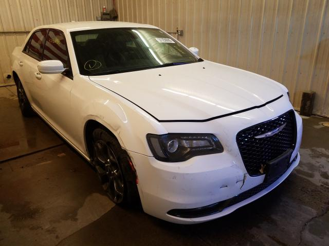Salvage cars for sale from Copart Avon, MN: 2017 Chrysler 300 S