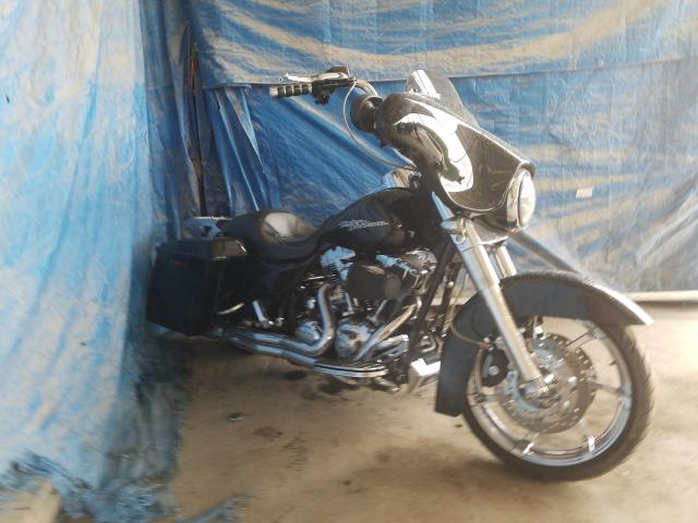 Salvage cars for sale from Copart Cartersville, GA: 2013 Harley-Davidson Flhx Street