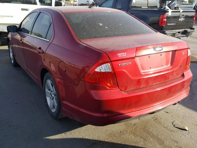 купить 2012 Ford Fusion Se 2.5L 3FAHP0HA2CR402155