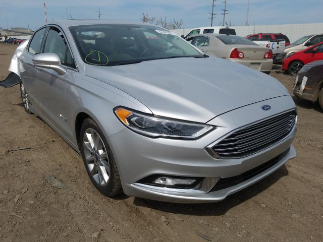 Ford salvage cars for sale: 2017 Ford Fusion SE