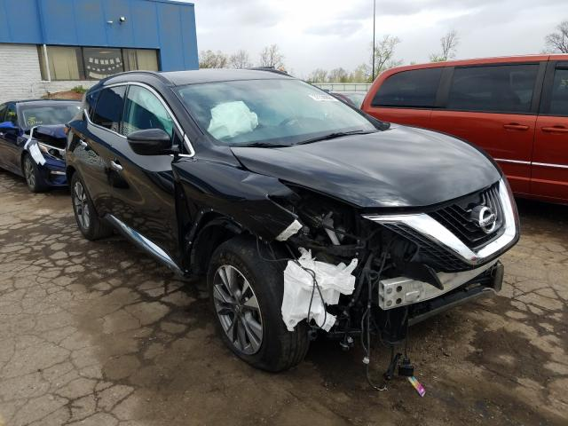 2018 Nissan Murano S for sale in Woodhaven, MI