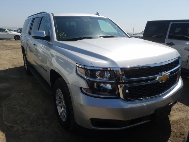 Chevrolet Suburban C salvage cars for sale: 2018 Chevrolet Suburban C