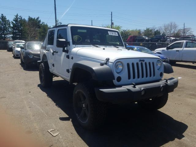 Jeep Wrangler U salvage cars for sale: 2013 Jeep Wrangler U
