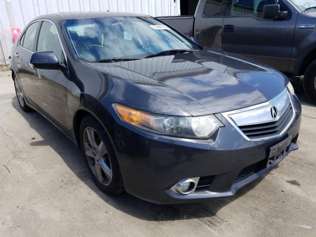 Salvage cars for sale from Copart Windsor, NJ: 2011 Acura TSX