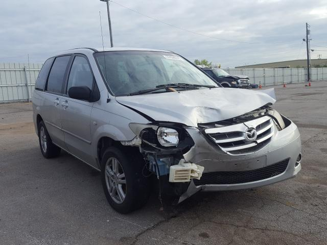Mazda salvage cars for sale: 2006 Mazda MPV Wagon