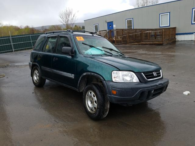 Salvage cars for sale from Copart Duryea, PA: 2000 Honda CR-V LX