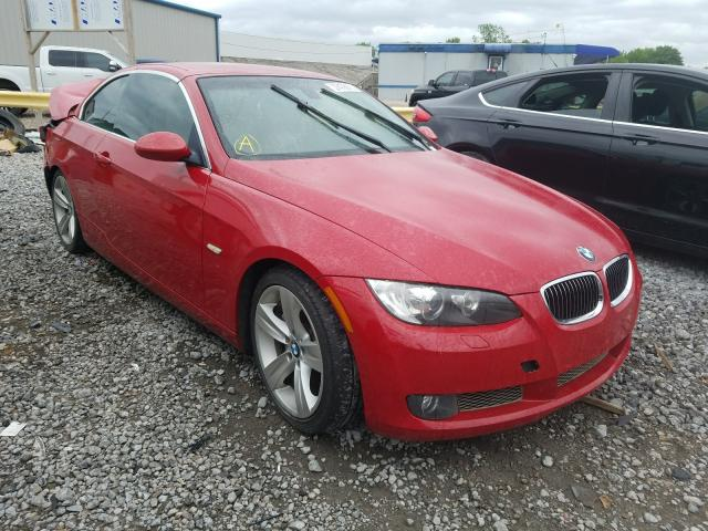 BMW salvage cars for sale: 2009 BMW 335 I
